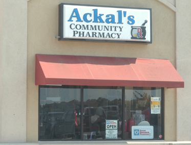 Ackal's Community Pharmacy YOUNGSVILLE, LOUISIANA