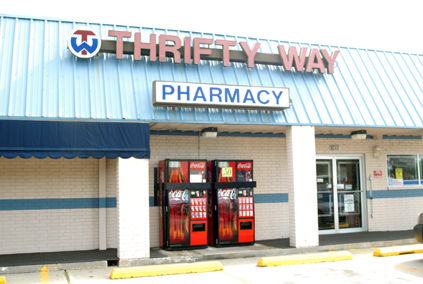Thrifty Way at The Cottage - Opelousas, Louisiana