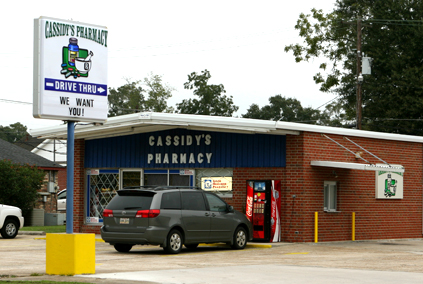 Cassidy's Pharmacy JENNINGS, LOUISIANA