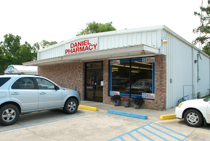 Daniel Pharmacy BRUSLY, LOUISIANA