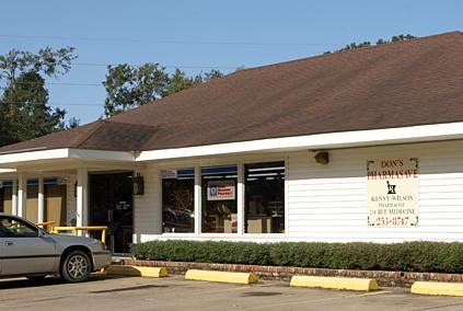 Don's Pharmasave Marksville, Louisiana