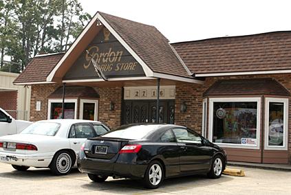 Gordon's Drugs & Fine Gifts Lake Charles, Louisiana