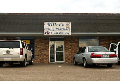 Miller's Family Pharmacy IOTA, LOUISIANA