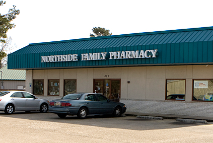 Northside Family Pharmacy DENHAM SPRINGS, LOUISIANA