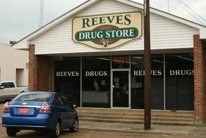 Reeve's Drug Store VIDALIA, LOUISIANA