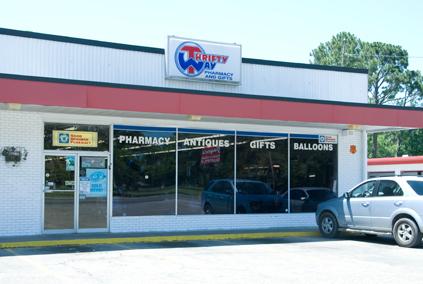 Thrifty Way Pharmacy of St. Martinville ST. MARTINVILLE, LOUISIANA