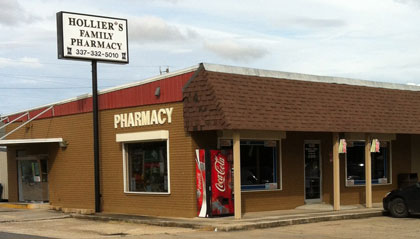 Hollier's Family Pharmacy BREAUX BRIDGE, LOUISIANA