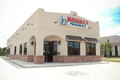 Messina's Pharmacy BATON ROUGE, LOUISIANA