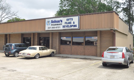 Soileau's Pharmacy New Iberia, Louisiana