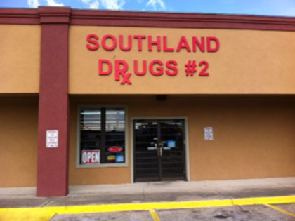 Southland Pharmacy #2 THIBODAUX, LOUISIANA
