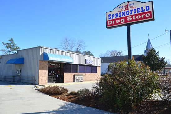 Springfield Drug Store SPRINGFIELD, LA