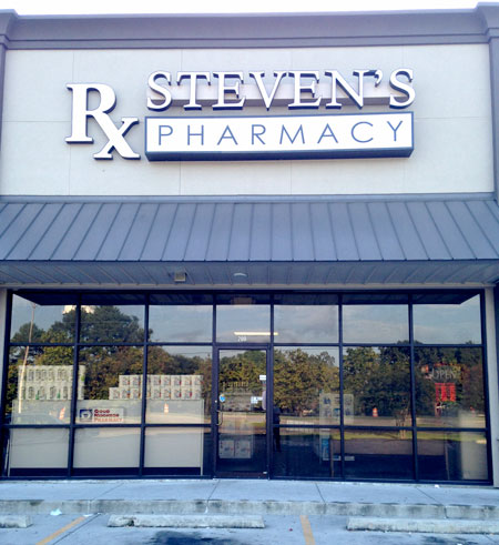 Steven's Pharmacy PORT ALLEN, LOUISIANA