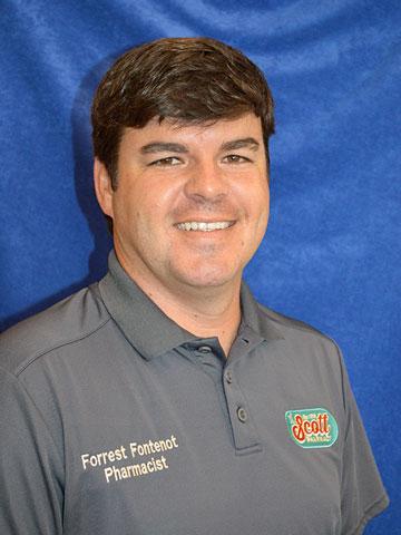 Forrest Fontenot